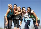 Five women succeed in the 6 1/2 hour marathon strategy